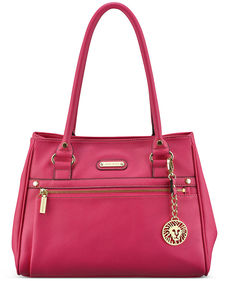 Anne Klein Jazzy Geo Medium Satchel
