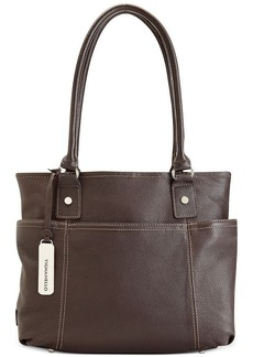 Tignanello Handbag, Basics Leather Tote