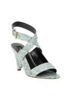 Derek Lam Pace Crisscross-Strap Sandals