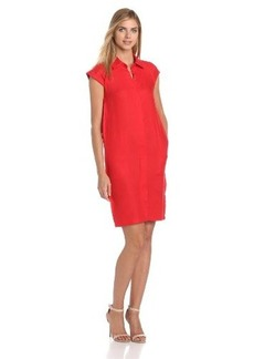 Jones New York Women's Button Front Dress