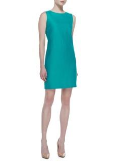 Lafayette 148 New York Diarra Linen Shift Dress
