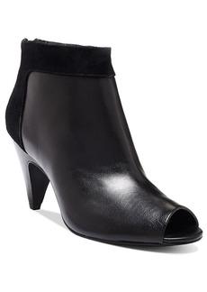 Alfani Women's Stassi Peep Toe Booties