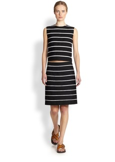 Marc Jacobs Stripe Skirt