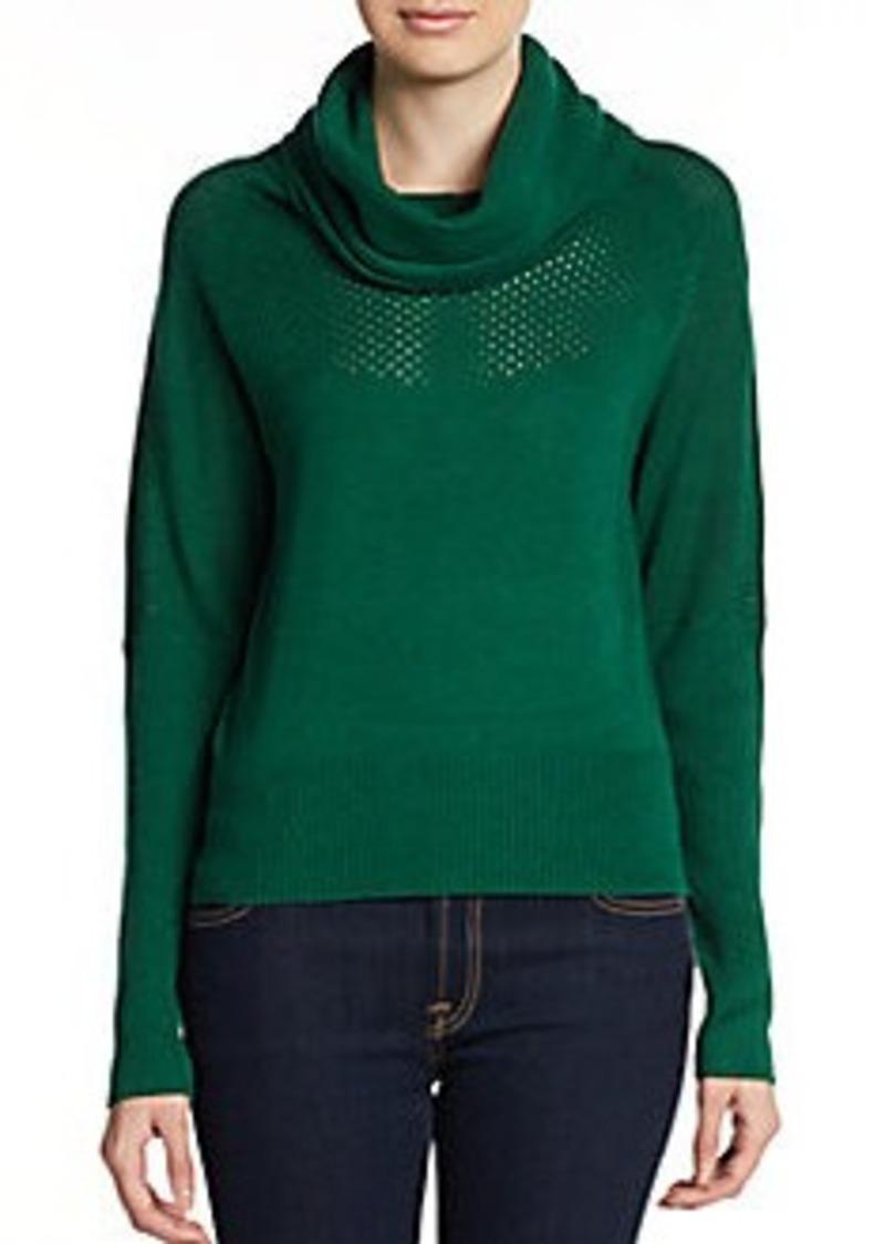 Catherine Malandrino Abeo Cowlneck Sweater
