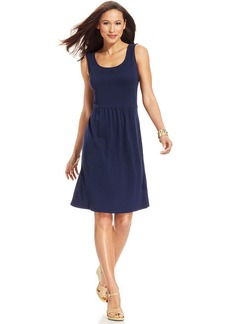 Charter Club Sleeveless Dress