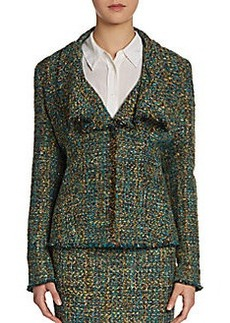 Lafayette 148 New York Cecile Tweed Jacket