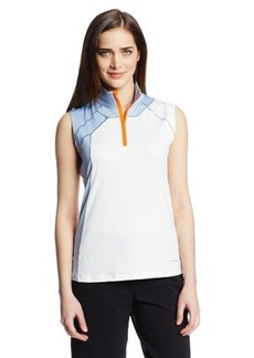 Cutter & Buck Women's Drytec Dorthea Sleeveless Polo