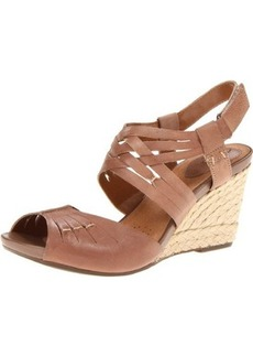 Clarks Women's Kyna Smart Wedge Sandal