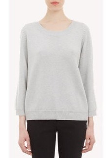 Derek Lam Dolman-Sleeve Sweater