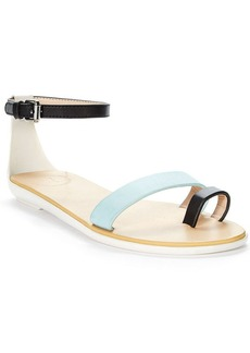 French Connection Terri Toe Ring Sandals
