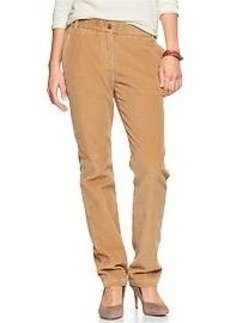 Slouchy wide-wale cords