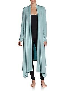 Donna Karan Liquid Jersey Long Gown