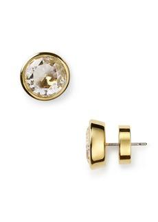Michael Kors Large Stud Earrings