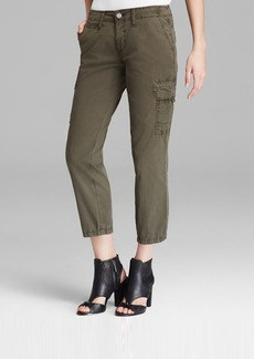 Sanctuary Cropped Cargo Jeans