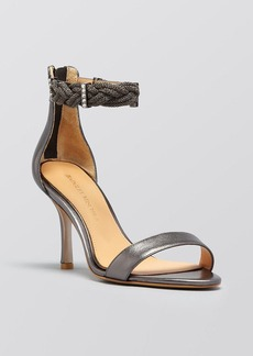 Badgley Mischka Open Toe Sandals - Hawthorne High Heel