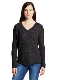 Calvin Klein Women's V-Neck Sweater