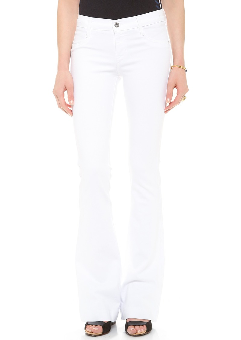 James Jeans Juliette Slim Flare Jeans