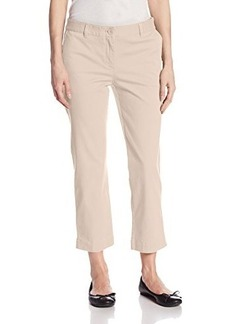 Jones New York Women's Cropped Easy Pant
