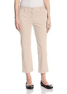 Jones New York Women's Cropped Easy Pant