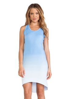 Saint Grace Jo Hi-Low Dress in Blue