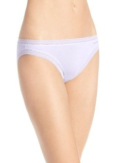 Calvin Klein Women's Flourish Bikini Panty