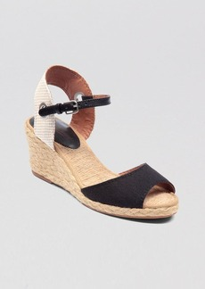 Lucky Brand Espadrille Wedge Sandals - Kyndra