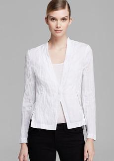 Elie Tahari Rebecca Cotton Jacket