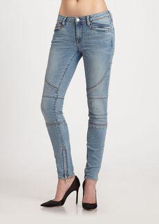 Genetic Aliya Mid-Rise Skinny Jeans