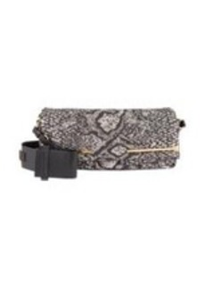 Lanvin Small Jacquard Folding Clutch