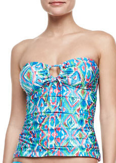Ella Moss Swim Savannah Printed Bandini Swim Top