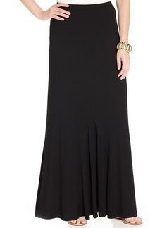 Style&co. Petite Godet Maxi Skirt