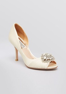 Badgley Mischka Pumps - Pearson D'Orsay High Heel