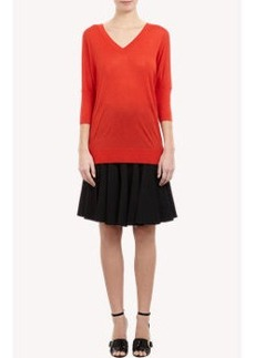 Derek Lam Fine-gauge Pullover Sweater