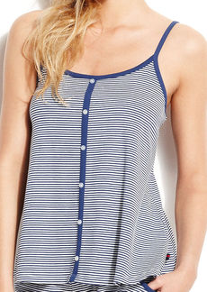 Tommy Hilfiger Striped Button Camisole