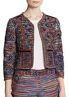 French Connection Sable Stripe Jacket