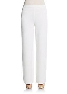 St. John Santana Knit Stove Pants
