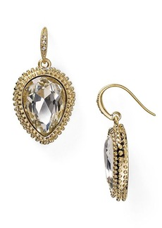 ABS by Allen Schwartz Modern Savage Drop Earrings
