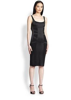 ABS Corset Dress