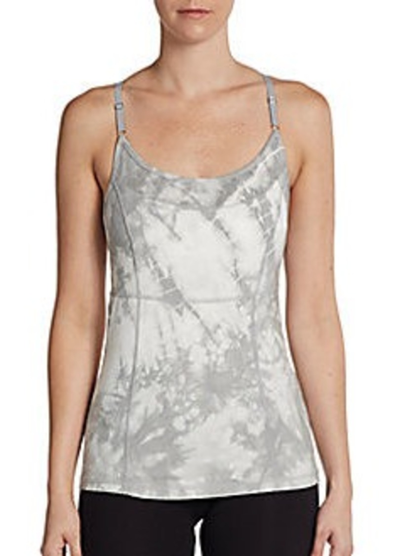Calvin Klein Performance Printed Active Racerback-Tank Top