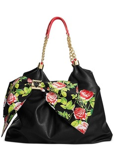 Betsey Johnson Bow-licious Tote