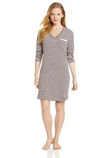 Calvin Klein Women's Long Sleeve Nightdress