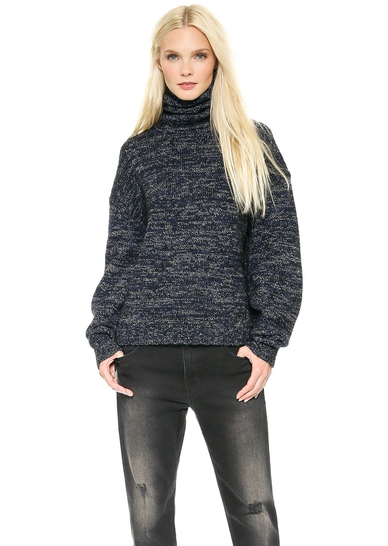 acne acne studios dedicate turtleneck sweater sweaters shop it to me. Black Bedroom Furniture Sets. Home Design Ideas