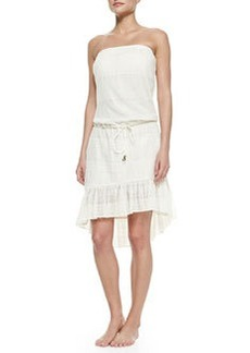 Juicy Couture Jersey High-Low Cover-Up Dress