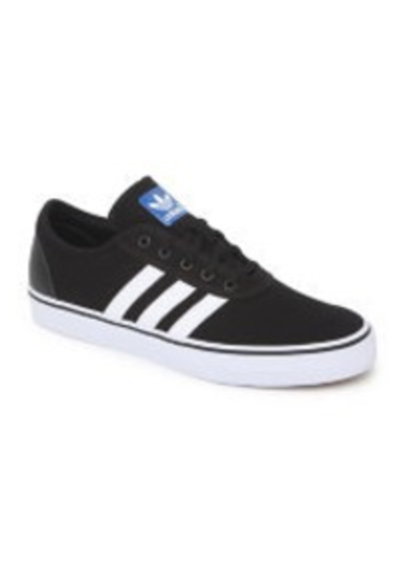 adidasadi ease black canvas shoes