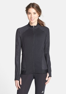 adidas 'Advance Deco Rangewear' Zip Front Jacket
