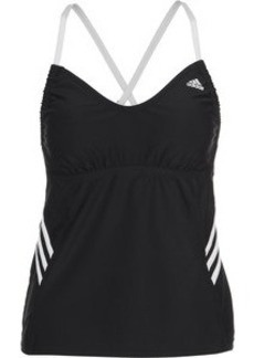 Adidas Beach Ombre Dots Crop Bikini Top - Women's