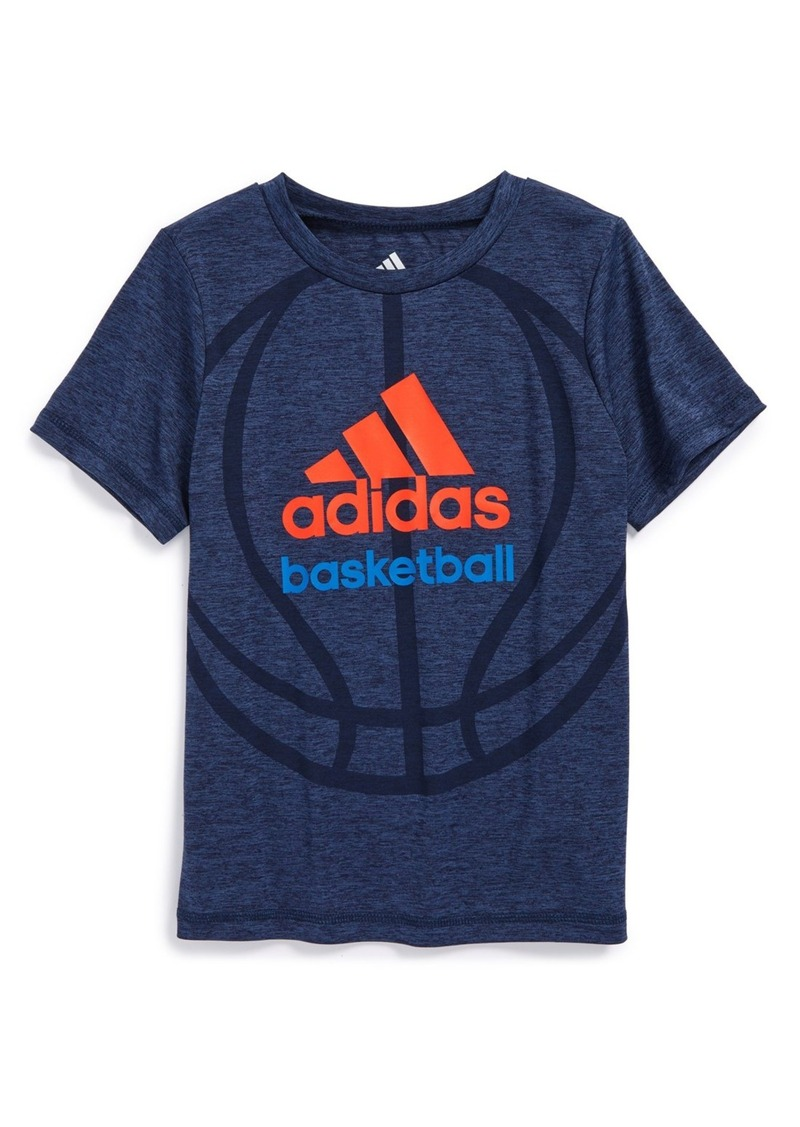 Adidas adidas 'Clima' CLIMALITE® Short Sleeve T-Shirt ...