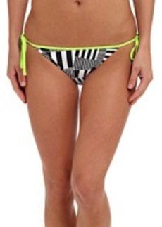 adidas Cut Stripe Print String Side Tie Bottom