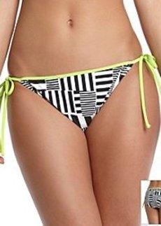 adidas® Cut Stripe String Tie Side Bottom