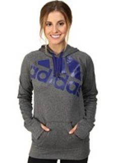 adidas Go-To Fleece Pullover Hoodie